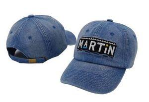 Martin Show Cap béisbol Retro Papá Sombrero Drake OG Custom 90 s X Logo Vtg Kanye West Love Basketball casquette sombreros hombres hueso swag