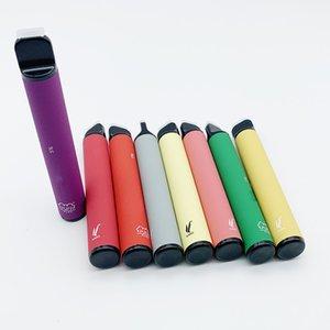 Puff Puff Bar Più preriempita dispositivo monouso con codice di sicurezza e 8 colori a caso di consegna di trasporto