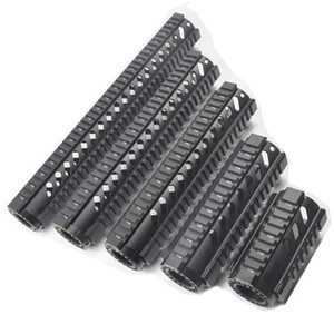 4,7,10,12,15 inch Free Float Quad Rail Handguard Mounting Rail Mount System For .223 5.56
