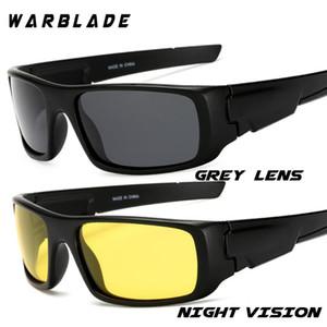 2018 New óculos polarizados Homens Marca Designer Sun Óculos para a segurança Masculino Óculos de Pesca UV400 Gafa W1024
