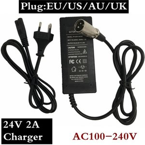 ccessories & Parts Chargers 24V 2A scooter car charger universal sealed lead acid battery charger electric golf cart, ,electric bicy...