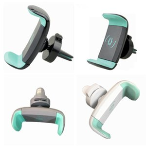 Car Mount Phone Holder Air Vent 360 Degree Rotate Mount Cellphone Grip Safer Driving For iP X 8 6 inch Universal Phone