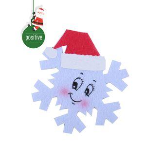 8Pcs Snowflake antiderrapante Louça criativa Placemat Coasters Pad Drinks Tea Cup Mat Pad Decoração Titular da tabela do Natal