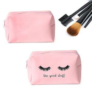 Professional Eyelashes Makeup Bag Cosmetic Case Storage Handle Organizer Travel Kit