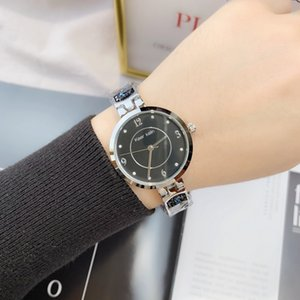 2020 Wholesale price Brand Fashion Women Dress Watch Relojes De Marca Mujer Brand Milan belt Luxury Lady Wristwatch Classic Quartz Free ship