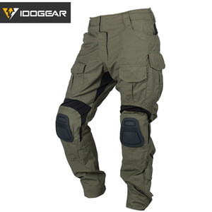 Tactical G3 Pants Combat Trousers Army Tactical Bdu Camouflage Pants Winter Sports 3205