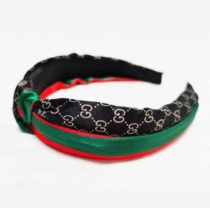 Hairband Headband For Women Fashion Turban Striped Hair Pattern Print Hair Accessories 13 styles