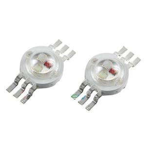 السلطة العليا الصمام رقاقة 20MM الألومنيوم الركيزة أضواء LED ضوء مصباح الخرز ديود 3W أحمر أخضر أزرق