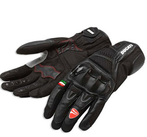Ducati cycling full finger gloves summer racing motorcycle rider anti-fall gloves breathable touch screen gloves
