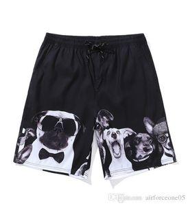 Shorts Strand-Hosen schnell trocknend atmungsaktiv Fünfte Hosen Mode lose Herrenmode Plus Size Hot Springs Herren
