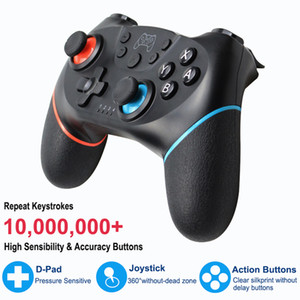 Wireless Bluetooth Gamepad Game joystick Controller For Nintend Switch Pro Host With 6-axis Handle For NS Switch pro