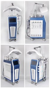 Multifunctional Hydra Cleaning Water Jet Beauty Machine Facial Care Oxygen Equipment