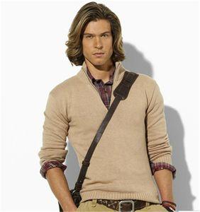 19SS suéter para hombre de los hombres Tire de lana jersey de cuello alto puente marca Sellin diseñador de los hombres de lujo del tirón de lujo suéteres cardigan hombres