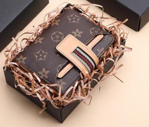 cüzdan erkekler tasarımcı cüzdan tasarımcı lüks çanta cüzdan kredi kartı sahibi torbaları womens kese 2020 yeni cüzdan bozuk para cüzdanı anahtarı kese sikke