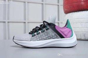 Оптовые женские EXP-X14 Наезд Fly SP Marathon работает серые ботинки дышащие кроссовки