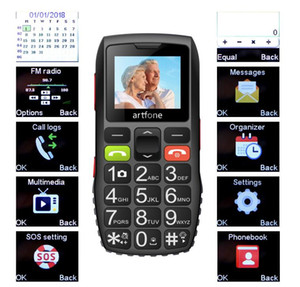 Elder Phone Older Phones Good Senior Big Button Battery Loud Speaker SOS Side Button Dual Sim Card Free DHL Shipping