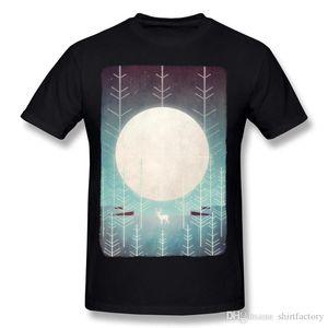 Самый лучший выбор для мужчин 100% хлопок Silent Night Tee-Shirt Мужская O шеи Оранжевый с коротким рукавом Футболка 3XL Brithday Tee-Shirt