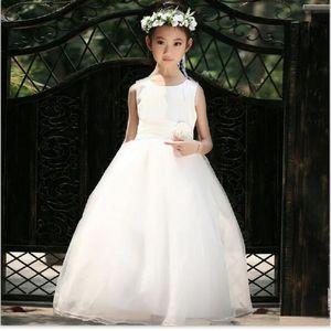 2020 Summer christening gown for girl children's clothing children's princess dress costume girls wedding evening dress BB155