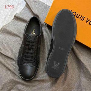 Marque cuir véritable Concise hommes d'affaires Robe Chaussures à lacets respirant en printemps fête de mariage formel Chaussures de base pour les hommes k3