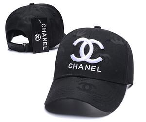 chanel Superior diseñador clásico de lujo para hombre gorras de béisbol diseñador de la marca bordados bordado Hombres Mujeres Marca diseñador ocasional cap cap populares Pareja