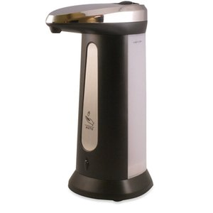 400ml ABS automática Soap Dispenser Smart Sensor Touchless Sabonete Líquido Sanitizer Dispenser para cozinha, banheiro Acessórios Ferramentas ZZA2282