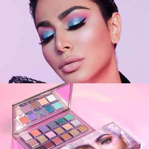 New Arrival Eye Makeup Mercury Retrograde 18 colors eye shadow eyeshadow Beauty Make up Nude Shimmer Matte shadows