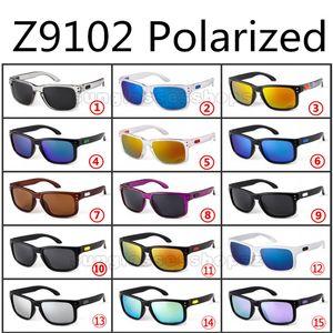 Lunettes de soleil polarisées VR46 lunettes de pêche en plein air lunettes de soleil 9102 avec boite d'origine