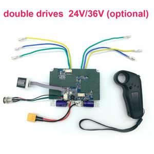 Evrensel Motorlu Elektrikli Kaykay Longboard Sürücü Controller Hub Motor Mini Uzaktan Kumanda Aksesuarlar Kontrol Kurulu