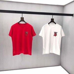 Новый 2020 O-образным вырезом мужские Tshirts Черный Белый Мода лето Мужчины футболки лето хлопок Тис Скейтборд Hip Hop Streetwear Футболки top10