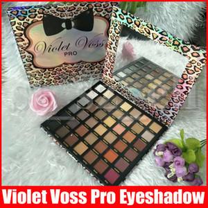 Violet Voss PRO Ride or Die Leopard EYESHADOW palette 42 couleurs imperméable Ombre à Paupières Palette Pro Palettes Maquillage