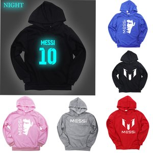 Casual MESSi Hoodie for Kids MESSi 10 Streetwear for Teenager Sports Coat O-Neck Sweatshirt Cloth Argentina Jersey Fashion