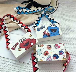 Designer-Sacs à main femmes dames Sacs Designer Purse Sac bandoulière femme Sac à main Belle Femme Crossbody Box Pack Cute Cartoon / 2Q