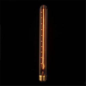 60W Retro Edison Birne E27 T30 300mm Filament Glühlampe für Bar Decor Pendelleuchte Beleuchtung Lampada AC110V / 220V
