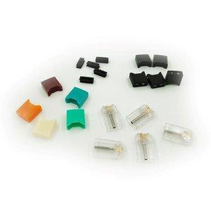 Leere Pod-Patronen für Vape-Pods separat verpackte Jull-leere Pods-Wick-Spule in allen Farben-Pods