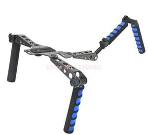 새로운 DSLR foldable Rig Movie Kit를 Freeshipping 카메라 마운트 Shoulder Mount Spider Steady Rig