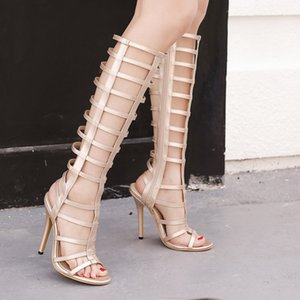 Goddess2019 Air Back Rome évider très bien avec des sandales femme
