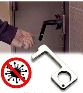 10PCS Touchless Werkzeuge für die Öffnungs Einhängestationen Aufzug Türklingel Schubladengriff Schutz Assistent Sicherheit FFA3745