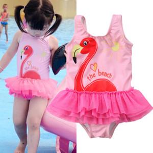 Pudcoco 2-6Years Bodysuits Menina Do Bebê Swimsuit Verão Meninas Swimwear Marca de Alta Qualidade Crianças Terno De Natação Crianças Maiô