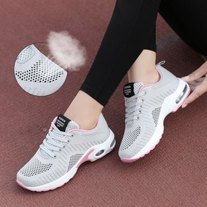 New Autumn Women Tennis Shoes Comfort Sport Shoes Women Fitness Sneakers Athletic Shoes Gym Footwear
