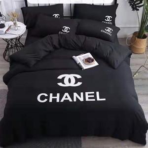En Yeni Markalı Sıcak Pamuk Ev Tekstil Yumuşak Yatak Seti Yatak Katı Nevresim 200 * 230 cm Nevresim Kısaca Yatak Örtüsü