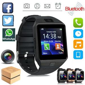 Smart Montre DZ09 Smart Wristband Montres SIM intelligente Android Sport Watch Fitness Multi Fonction Pour Fille Garçon Enfants Femmes adultes