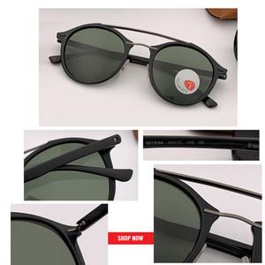 حار بيع العلامة التجارية مصمم جولة النظارات المستقطبة دائرة الرؤية 4266 النظارات المستقطب الاستقطاب القيادة فلاش نظارات gafas
