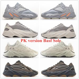 PK versione BASF 700 Salt corridore dell'onda inerzia Geode V2 Statico Malva con la scatola di scarpe scarpe da corsa delle donne degli uomini Kanye West Sport Sneaker