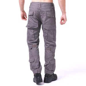 Men Tactical Pants Waterproof Summer Casual Camouflage Style Trousers Mens Cargo Pants Camping Trekking Hiking