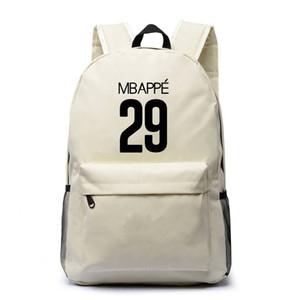 Mbapee حقيبة الظهر لسعة كبيرة حقيبة الفتيان حقيبة اجتماعيون الفتيات حقيبة المراهقين السفر كمبيوتر محمول قماش mochila مدرسة spfxm
