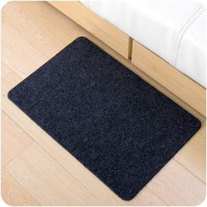 Çok Fonksiyonlu Ev Banyo Yatak Odası Kaymaz Mat Kapalı / Açık Katı Paspas Baskılı Koridor Paspas Hoşgeldiniz Halı Halı DH1114 T03