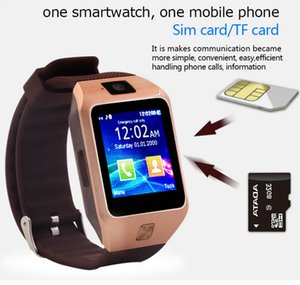 Hot SIM Watch Smart Watch Android The A1 GT08 Smart Selling Intelligent Mobile Wrisbrand Phone Can Record Sleep State U8 DZ Qbocq