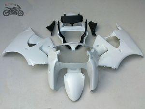 Iniezione abitudine libera kit di carene Kawasaki Ninja ZX6R 2000 2001 2002 636 00 01 02 ZX636 ZX 6R carene aftermarket ABS parti
