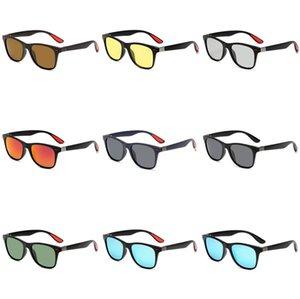 2020 Großhandel Hot Rimless Glasses Neue 3.524.012 Diamant Randlos Schwarz Blumen Buffalo Horn-Sonnenbrille-Männer Stein Unisex Brille Brown mit B # 44
