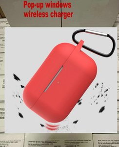 1 pezzo !! Pro 3 Wireless Headphones Bluetooth Caso TWS 5.0 auricolare a cancellazione di rumore Auricolare wireless di ricarica auricolare Bluetooth I12 TWS